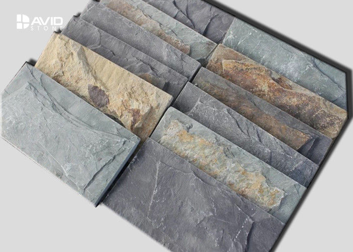 Anti Skid Mushroom Stones Slate Wall Weather Resistance Jiangxi factory